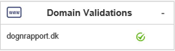 StartSSLValidDomains